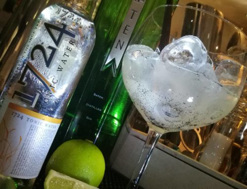 Tanqueray Ten e 1724 Tonic Water